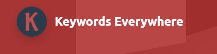 Logo Keywords Evereywhere